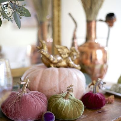 12 Tips for Adding Fall Color to the Living Room   bHome Tour