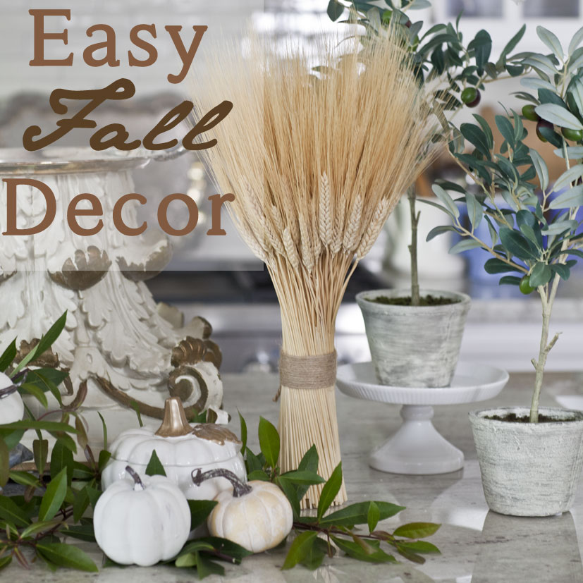 DIY Fall Decor | Cedar Hill Farmhouse
