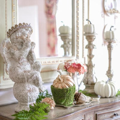 Fall Home Decor: How to Use Autumn Decorations in a Fall Vignette