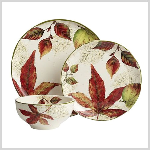 15 Shopping Ideas for Thanksgiving Plates | Designthusiasm.com & 15 Pretty Thanksgiving Plates for Your Holiday Table