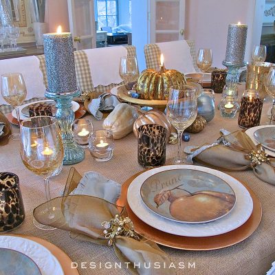 It's You Readers' Turn to Pick My Thanksgiving Table