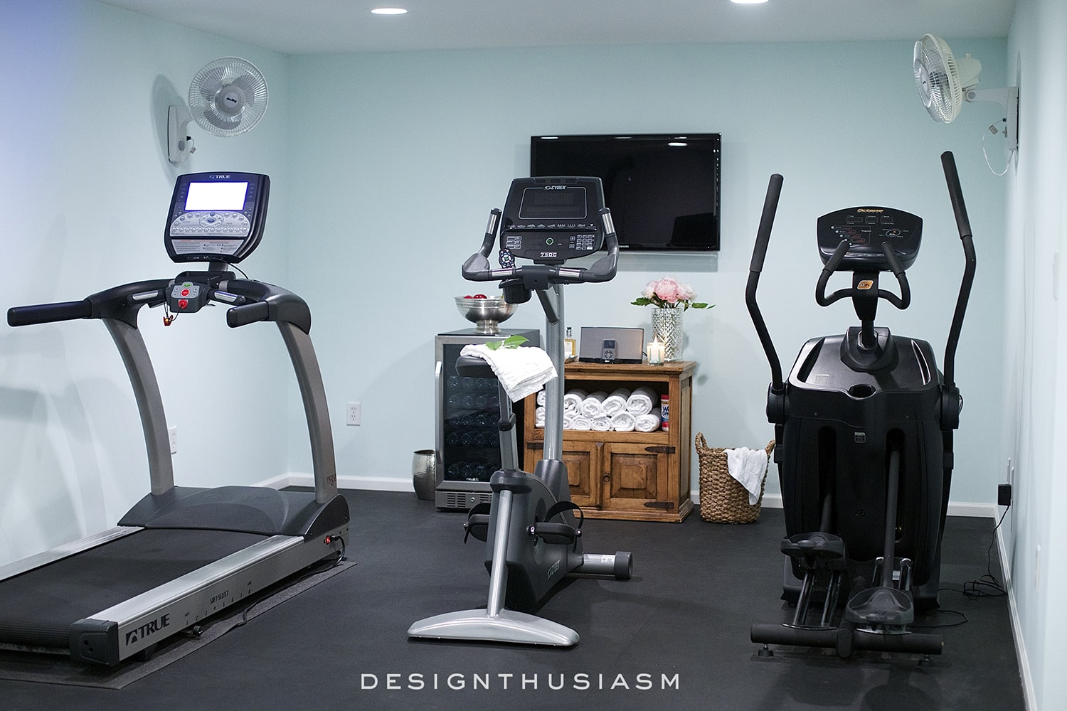 10 Ways To Add Style And Function To Your Home Gym Design