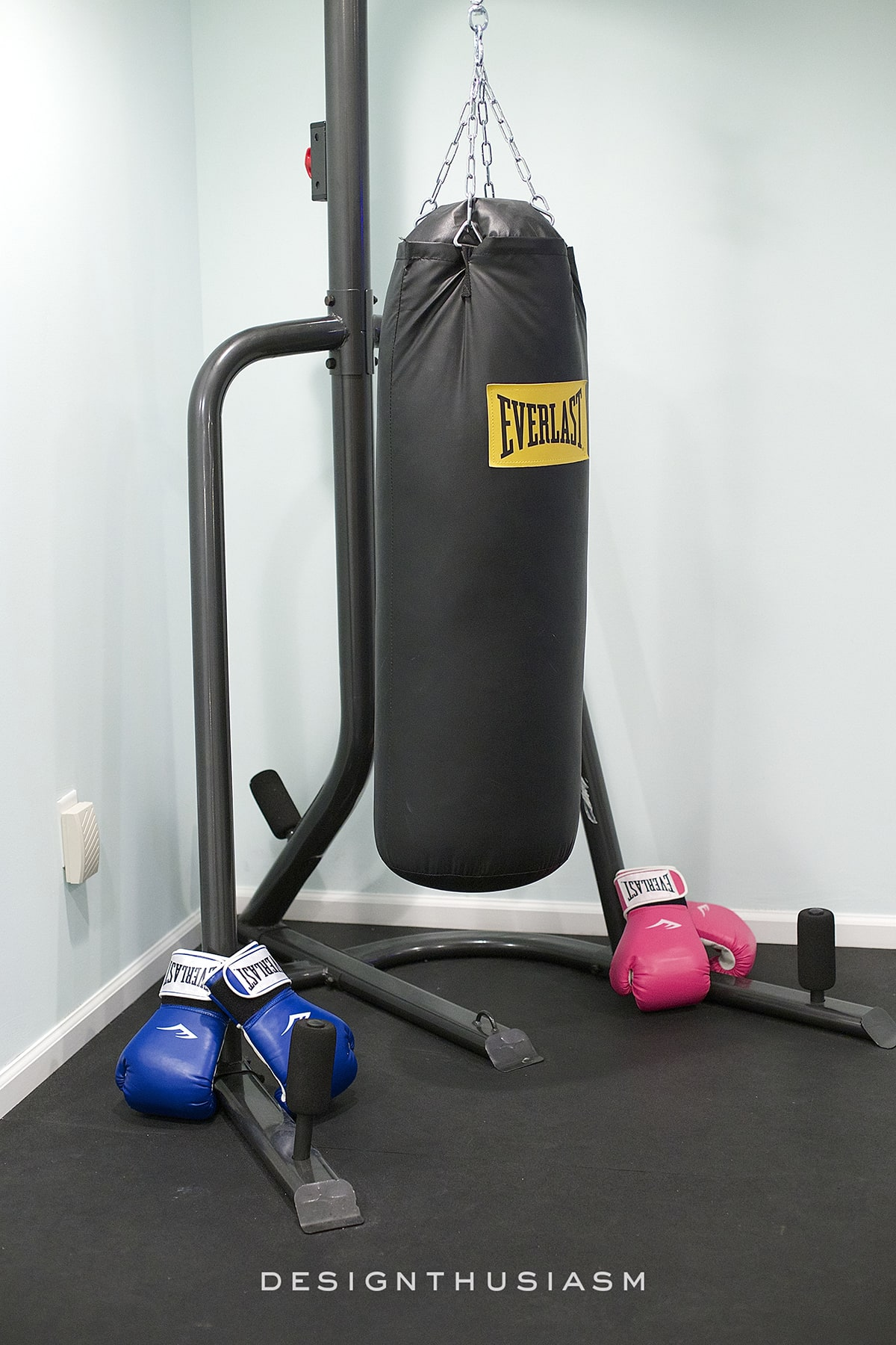 10 Ways To Add Style And Function Your Home Gym Design