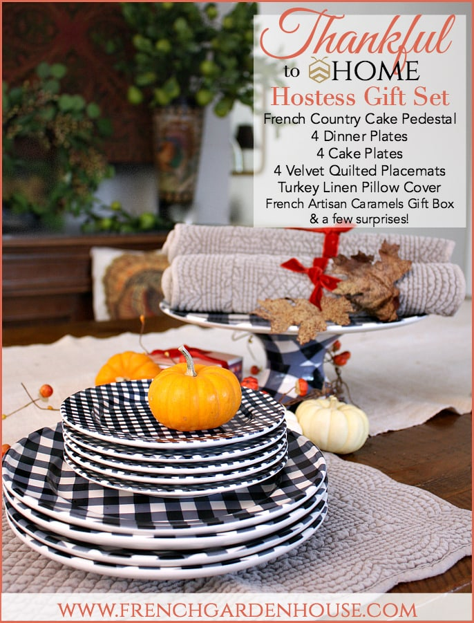 thankfultobhomehostessgiftset