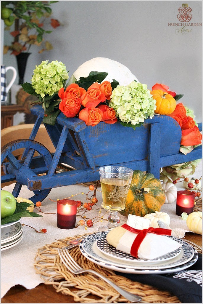 Thankful to bHome for the Holidays | French Garden House