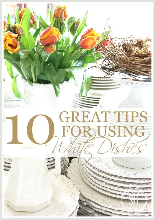 10-TIPS-FOR-USING-WHITE-DISHES-stonegableblog
