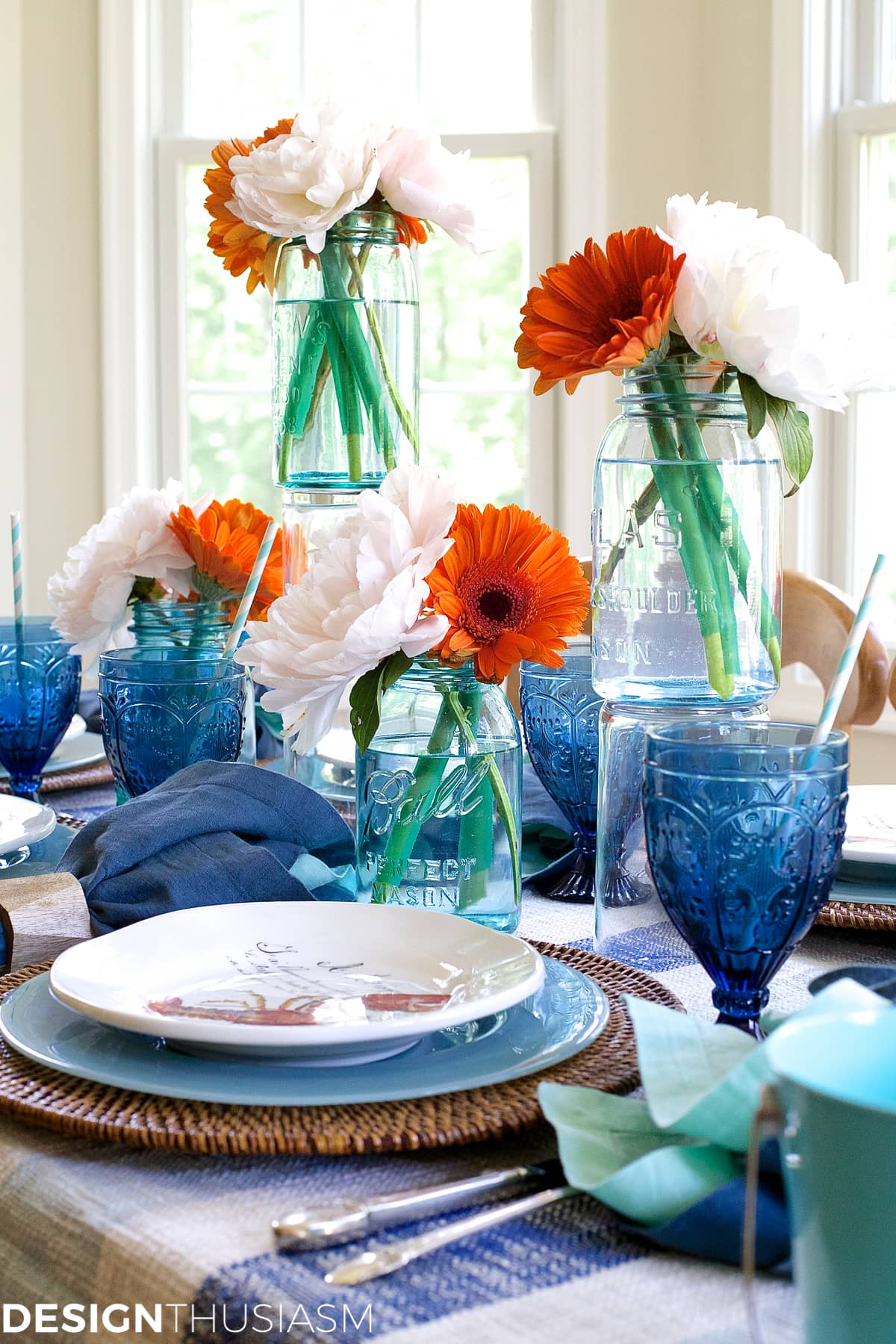 a year of seasonal tablescapes designthusiasmcom - Tablescapes