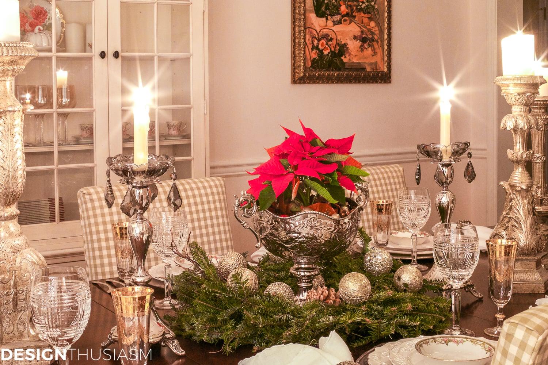 Christmas Lights on Christmas Nights - Designthusiasm.com