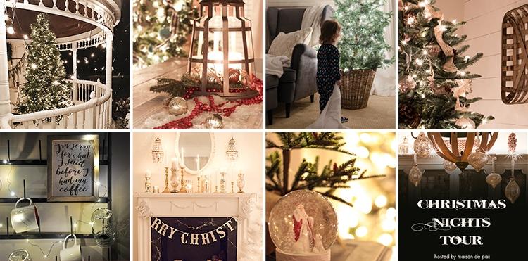 Christmas Nights Tour Day 2 – Holiday Homes at Night