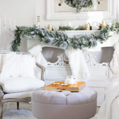 Home Style Saturdays | Holiday Cheer and Decorating