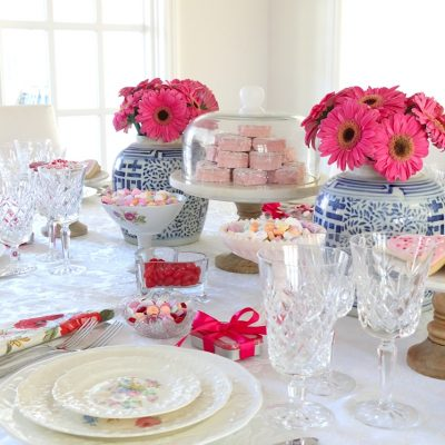 Styled + Set Blog Tour: Valentine's Day Entertaining Day 5
