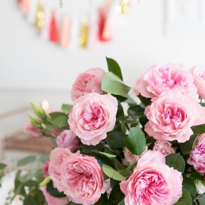 Home Style Saturdays: Thinking About February and Romance