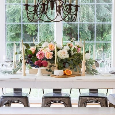 Styled + Set Blog Tour: Valentine's Day Entertaining Day 2