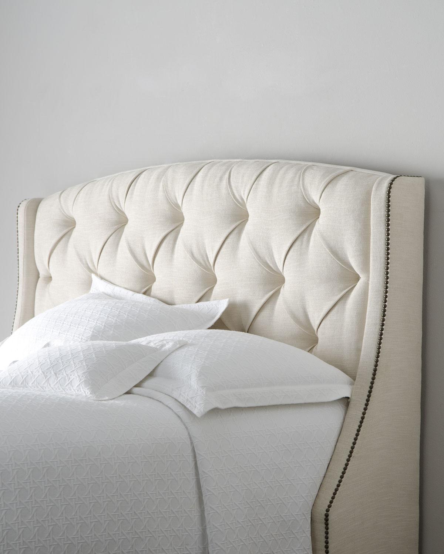 Upholstered Headboards | Designthusiasm.com