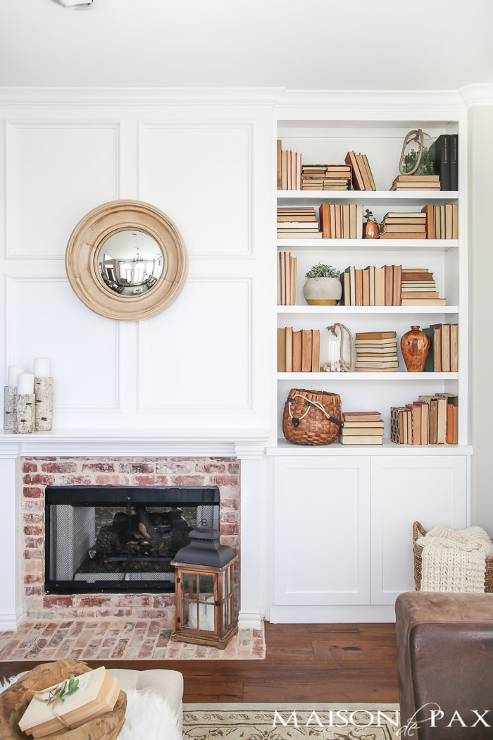 Miason de Pax | bookshelf styling tips-10