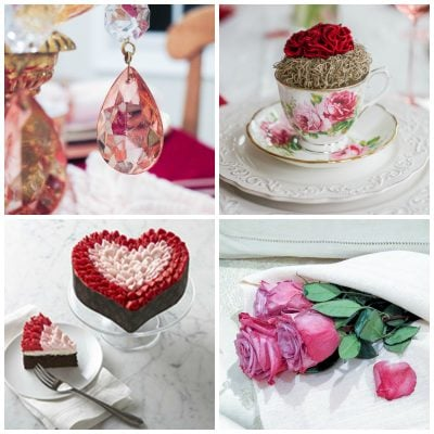Romantic Decoration: Valentine's Day Entertaining Ideas