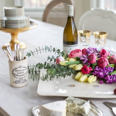 Wine and Cheese Party: Easy Entertaining for Drop-in Guests