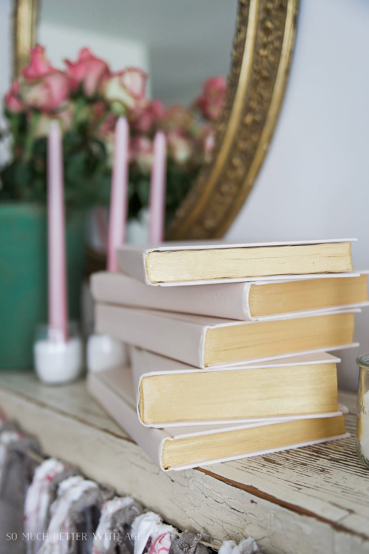 painted-pink-metallic-gold-books-105