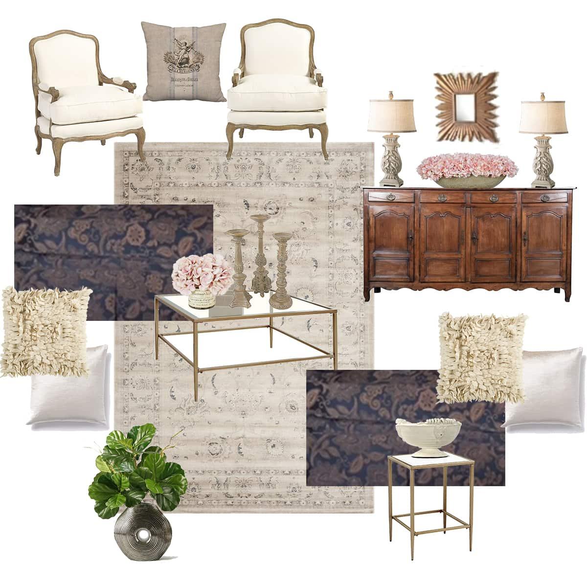 Design Consultation: Living Room Makeover