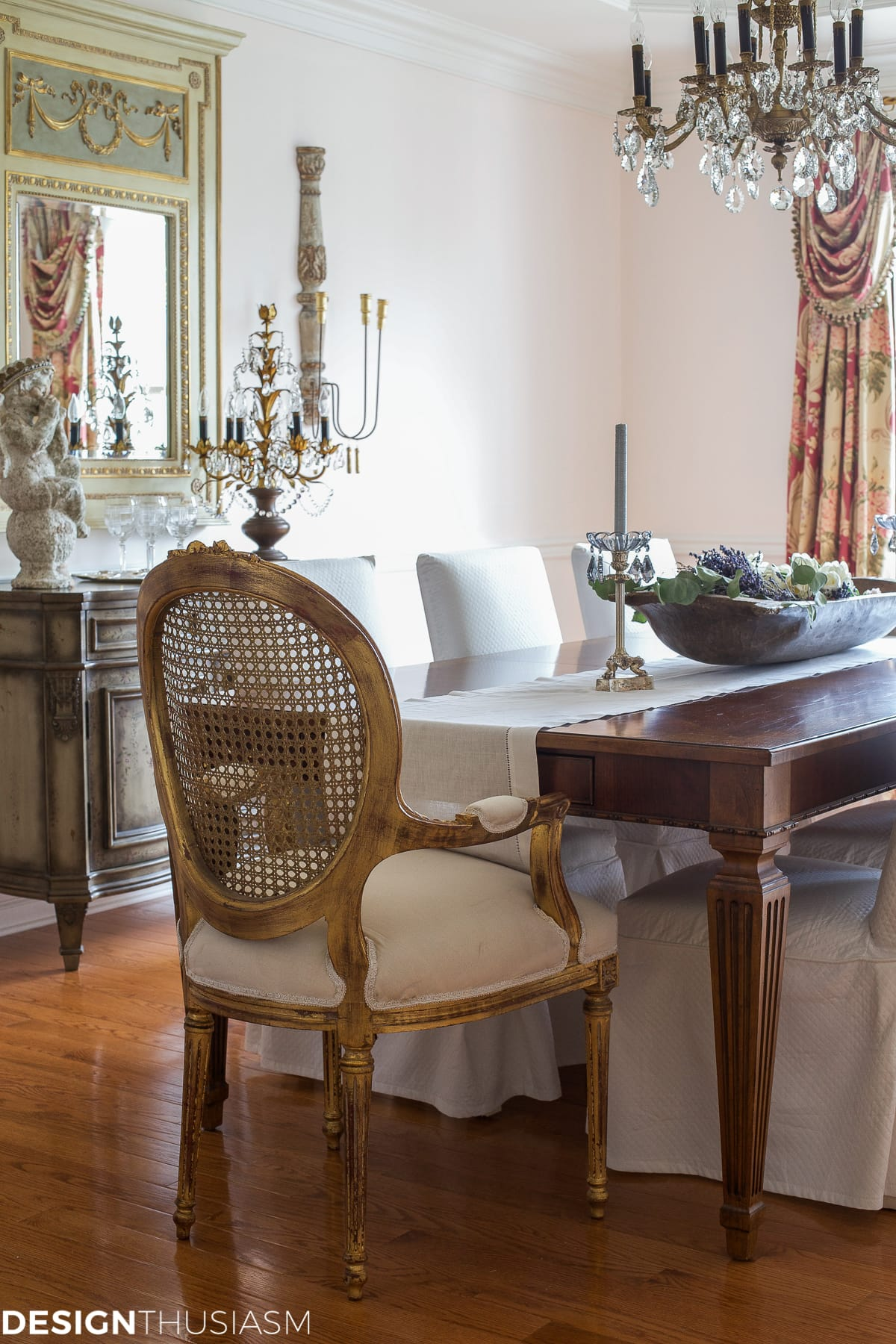 Dining Room Accessories | 3 Updates That Make A Huge Difference    Designthusiasm.com