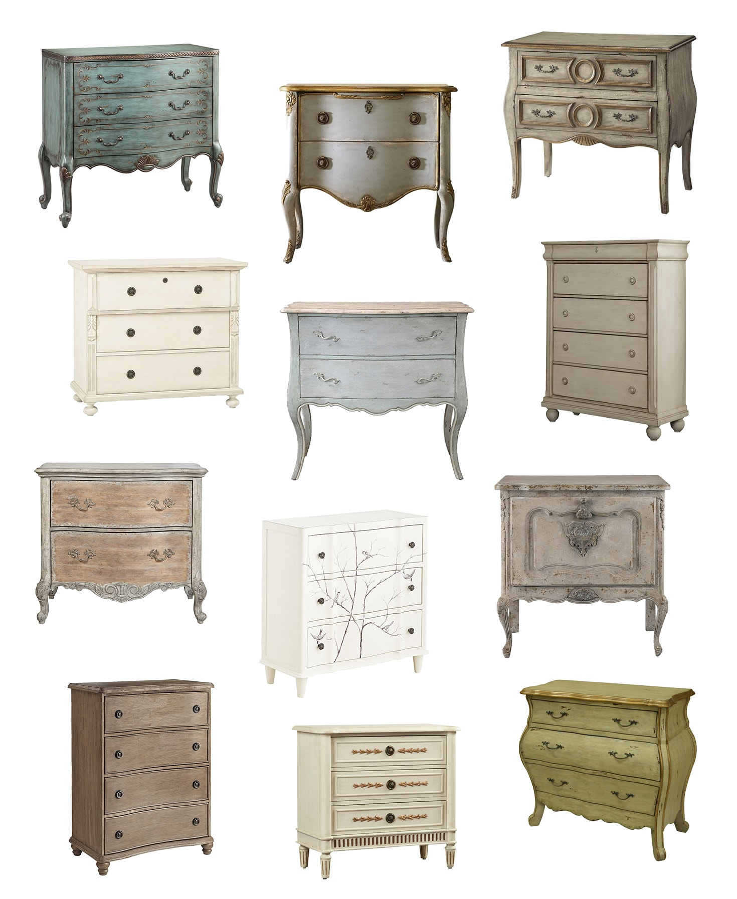 French Chests