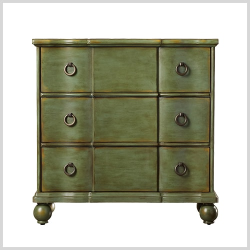 The French Dresser | 24 Affordable French Style Chests of Drawers - designthusiasm.com