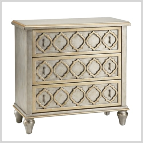 The French Dresser   24 Affordable French Style Chests of Drawers - designthusiasm.com