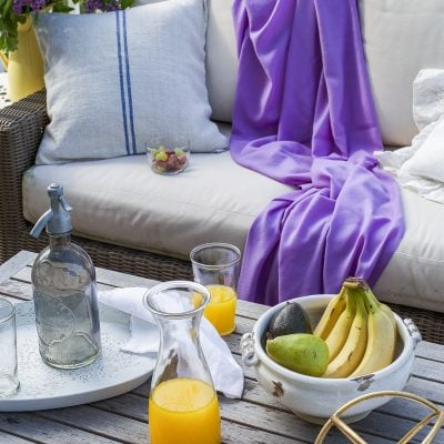 Patio Decor: Adding Summer Style With Outdoor Accessories