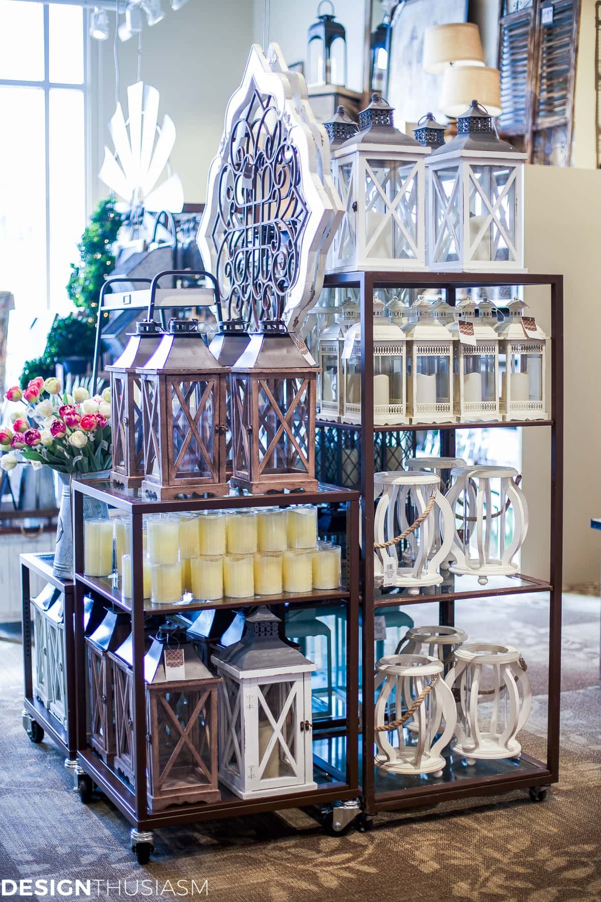 Awesome decorative items - mother daughter shopping spree - designthusiasm.com