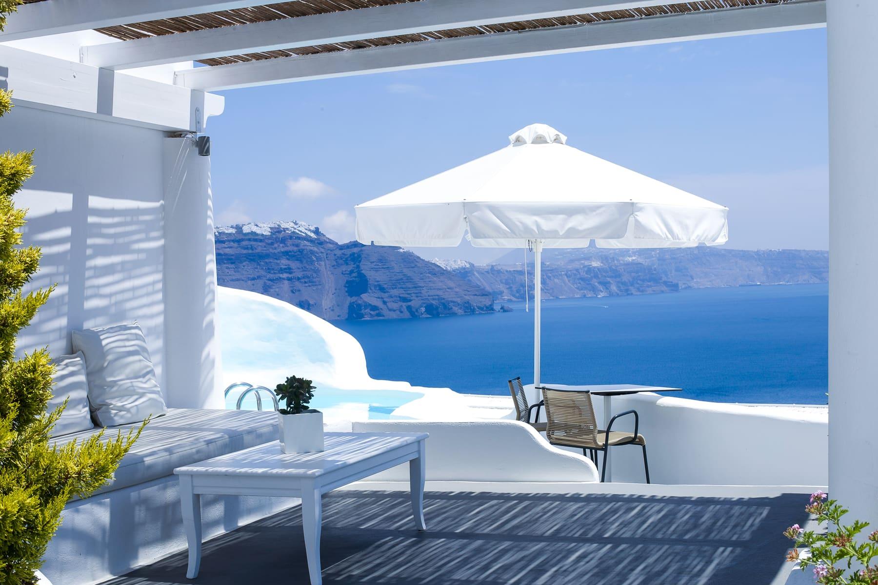 Santorini, Greece - designthusiasm.com
