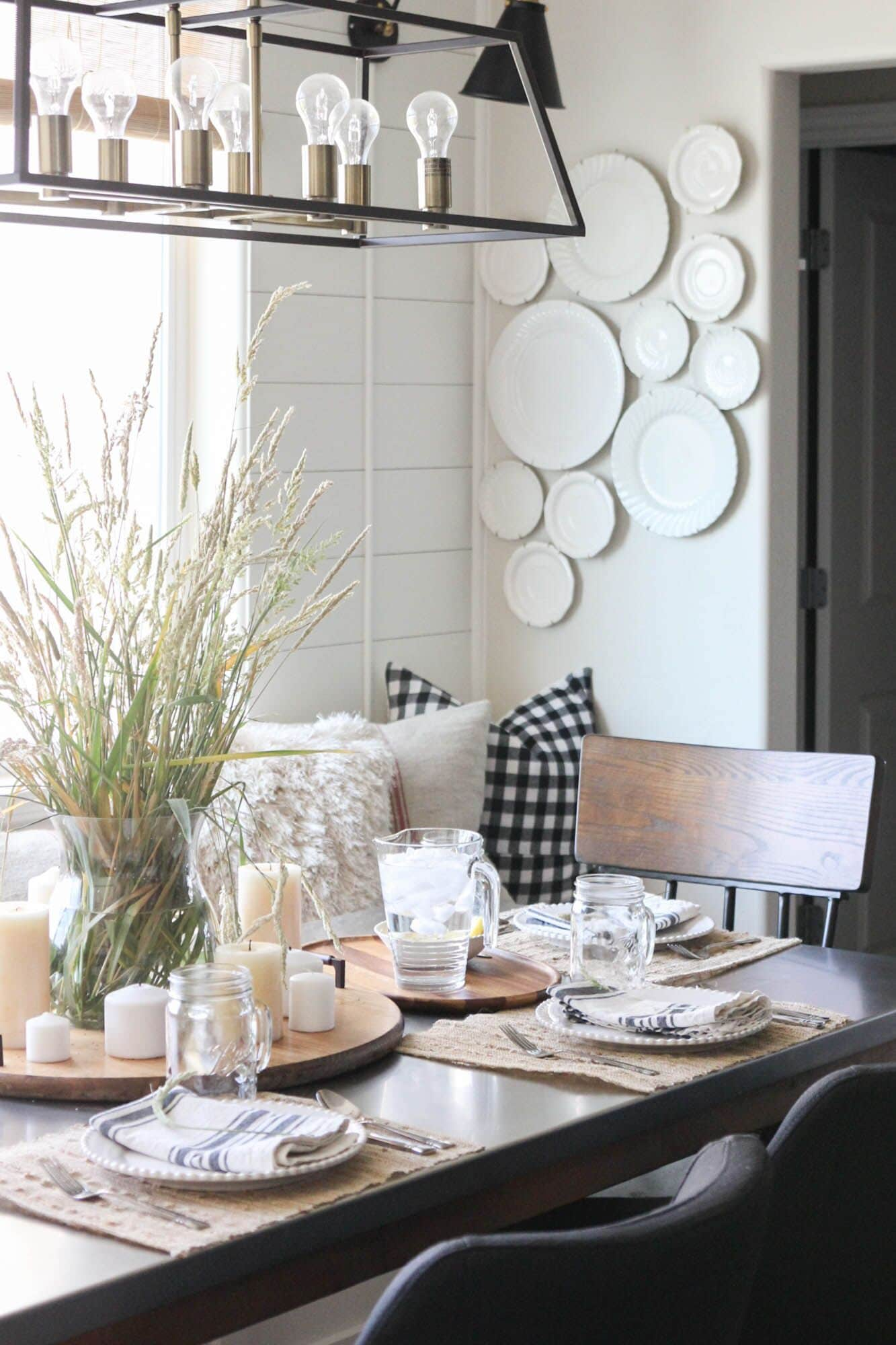 Summer Table Setting by The Wood Grain Cottage-6467