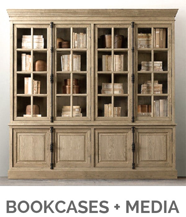 Shop My Favorites - Designthusiasm.com - Bookcases