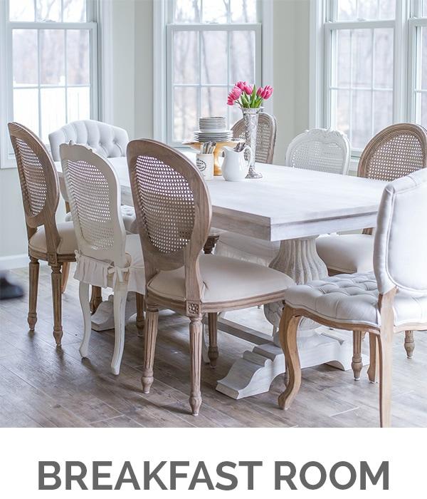 Shop My Home - Breakfast Room - Designthusiasm.com