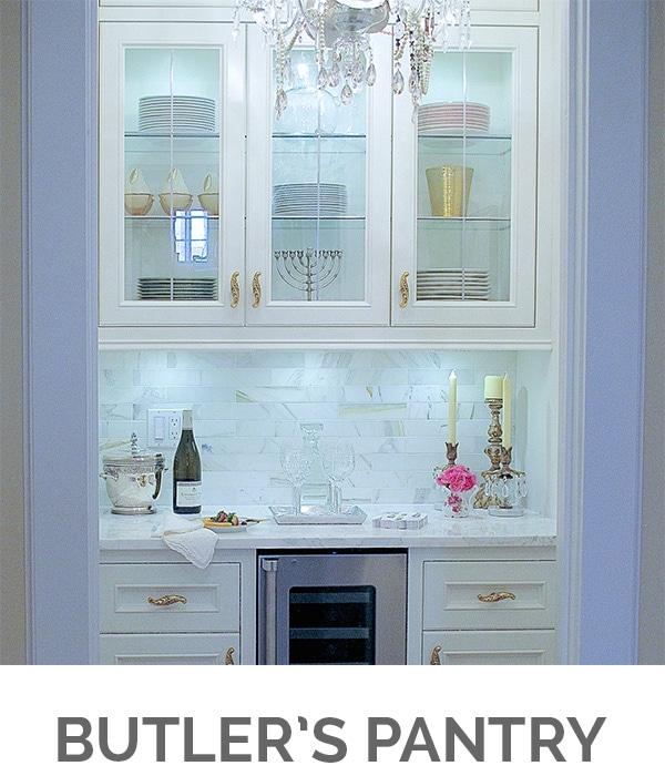 Shop My Home - Butler's Pantry - Designthusiasm.com