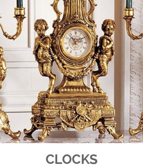 Shop My Favorites - Designthusiasm.com - Clocks