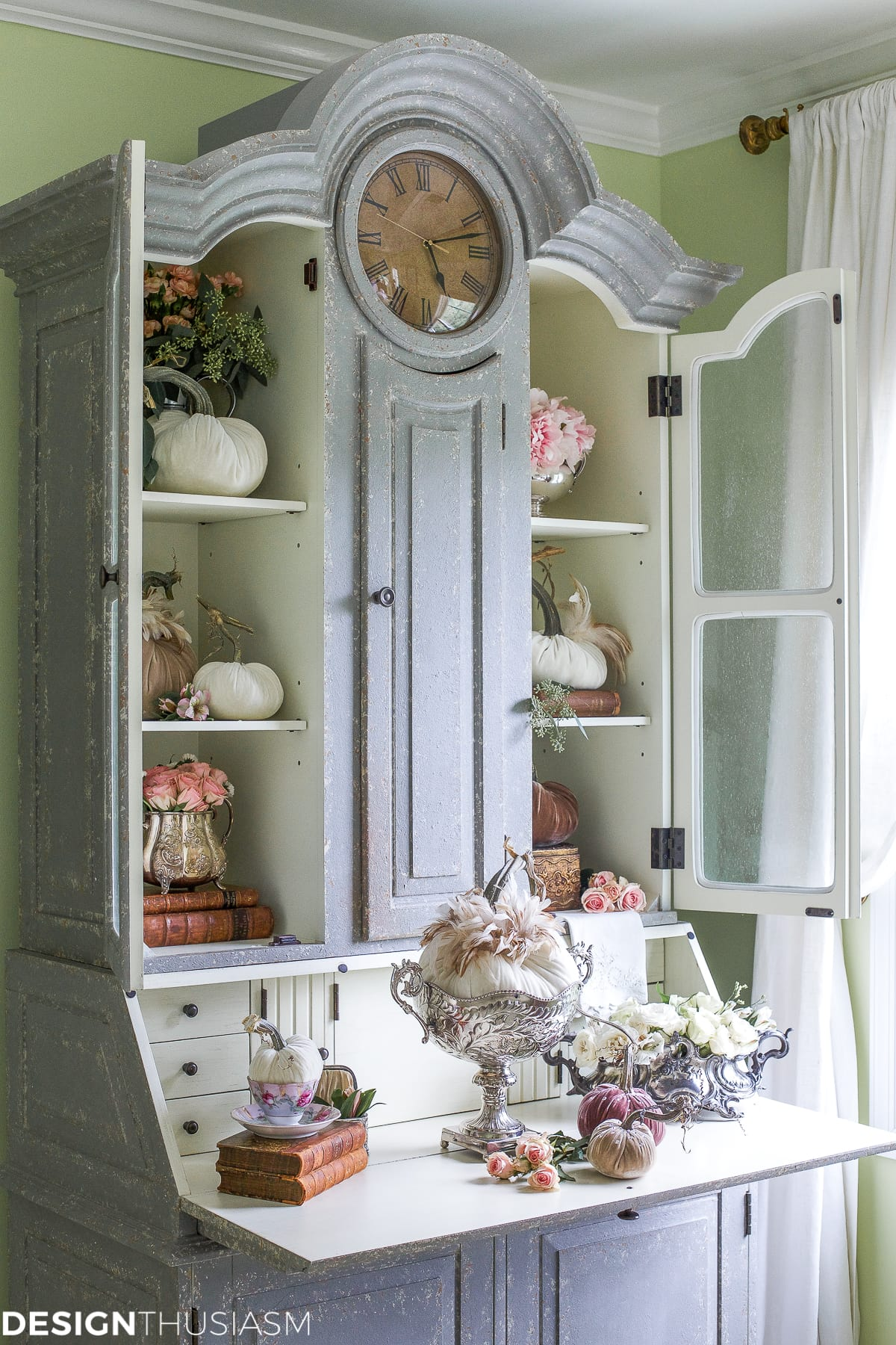 tour four new my spring neutral of lots for setting and decor blush discover see pink home