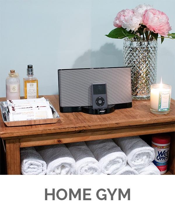 Shop My Home - Home Gym - Designthusiasm.com