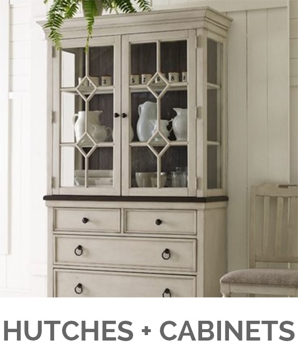 Shop My Favorites - Designthusiasm.com - Hutches + Cabinets