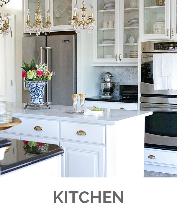 Shop My Home - Kitchen - Designthusiasm.com