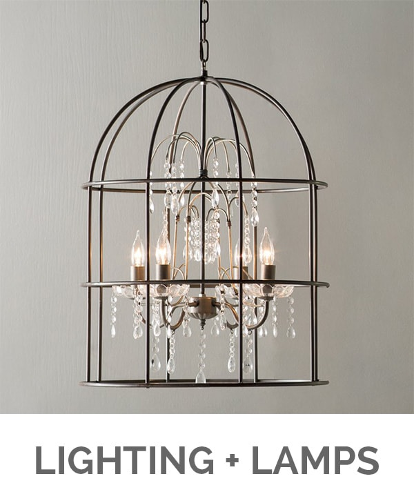 Shop My Favorites - Designthusiasm.com - Lighting