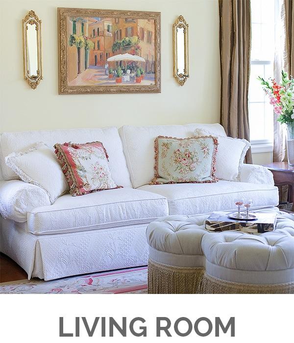 Shop My Home - Living Room - Designthusiasm.com