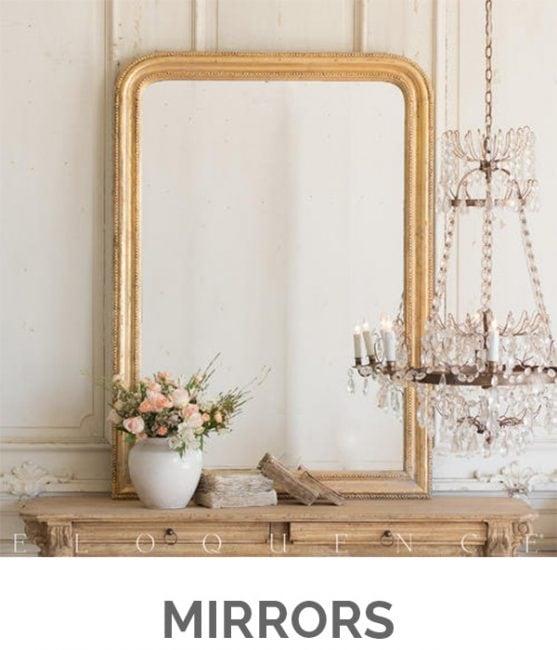 Shop My Favorites - Designthusiasm.com - Mirrors