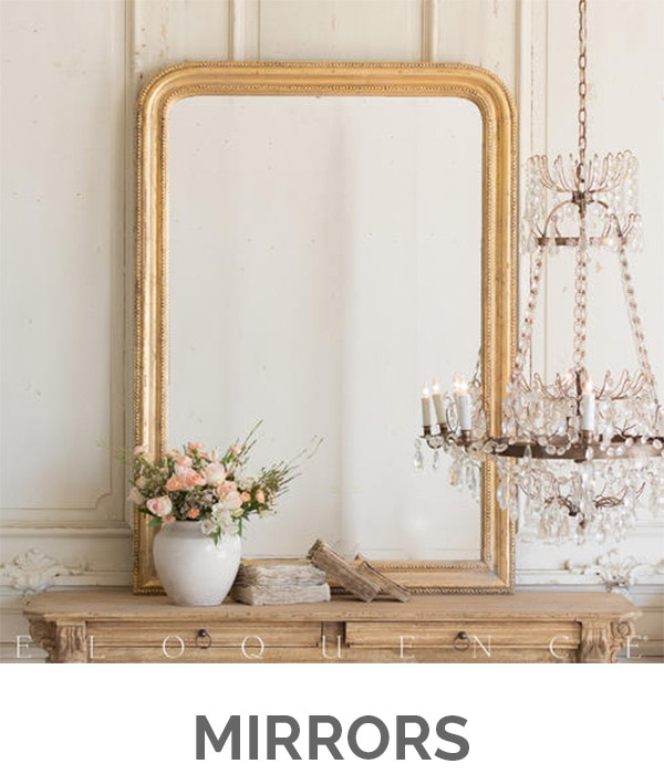 Shop My Favorites - Designthusiasm.com - Mirrors