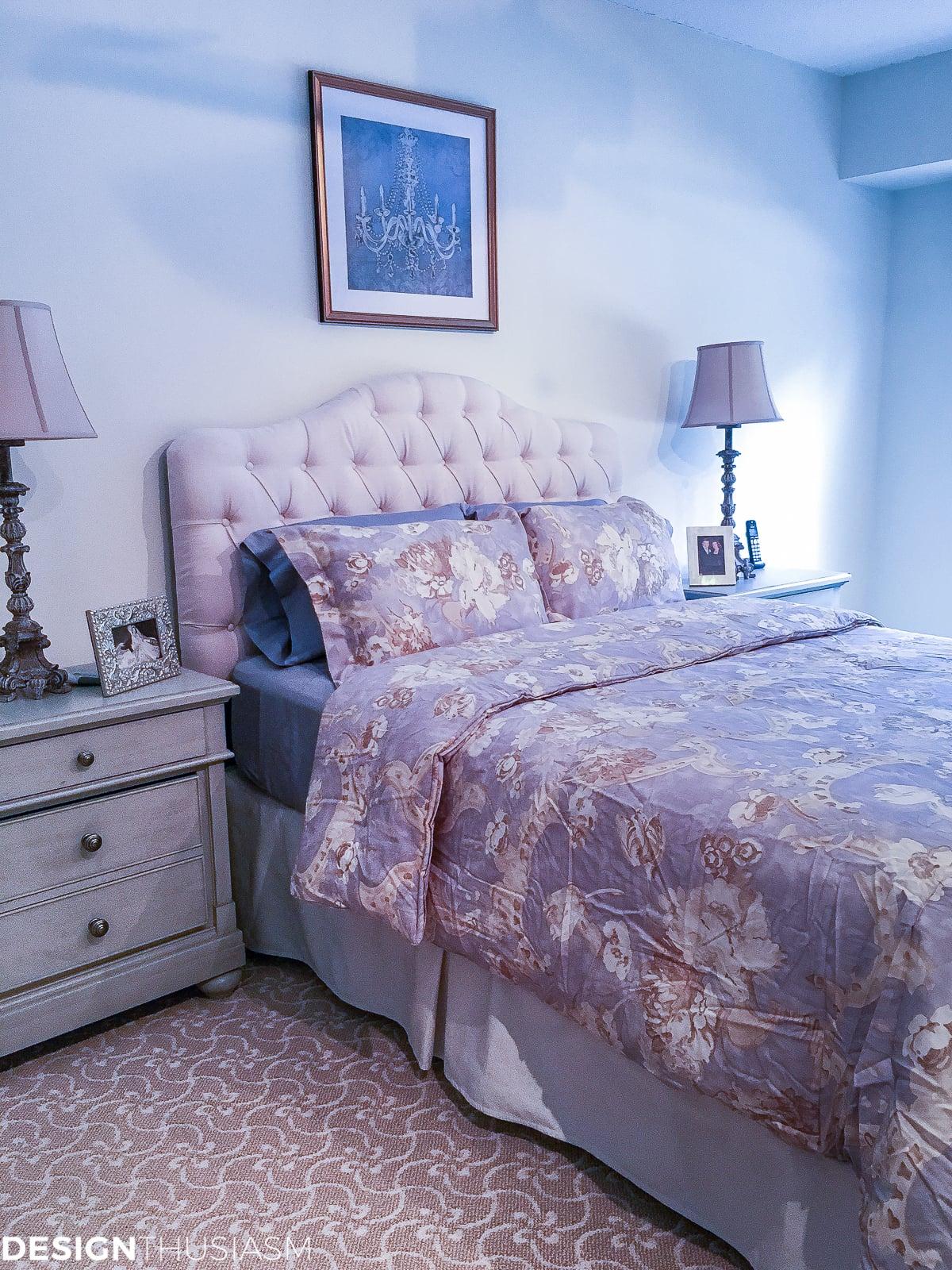 Apartment bedroom - designthusiasm.com