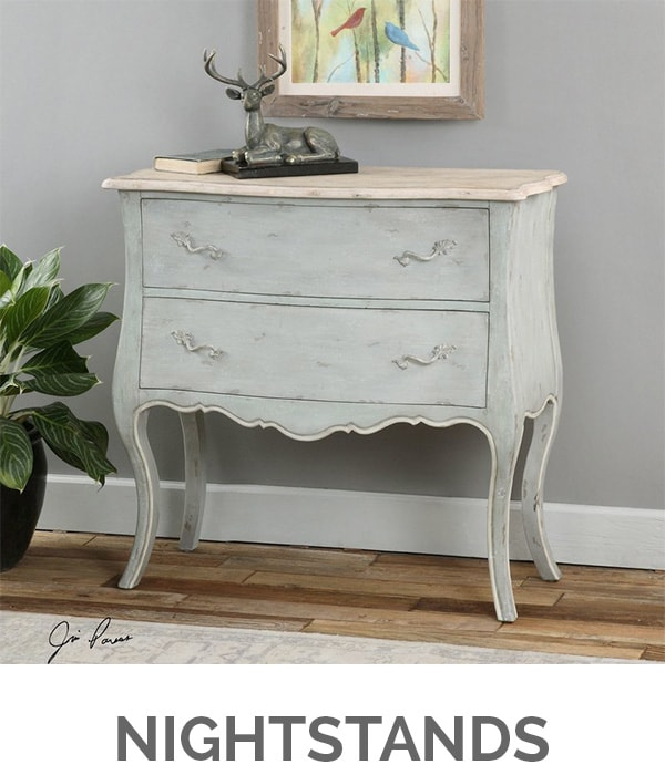 Shop My Favorites - Designthusiasm.com - Nightstands