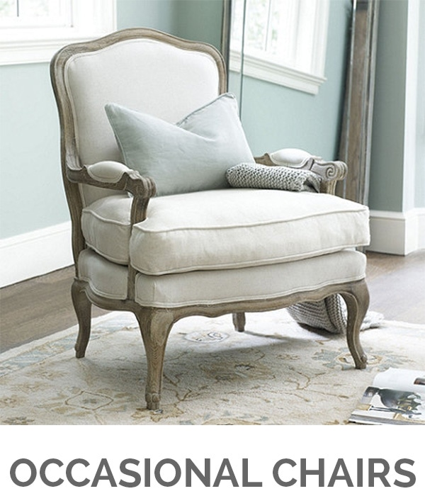 Shop My Favorites - Designthusiasm.com - Occasional Chairs