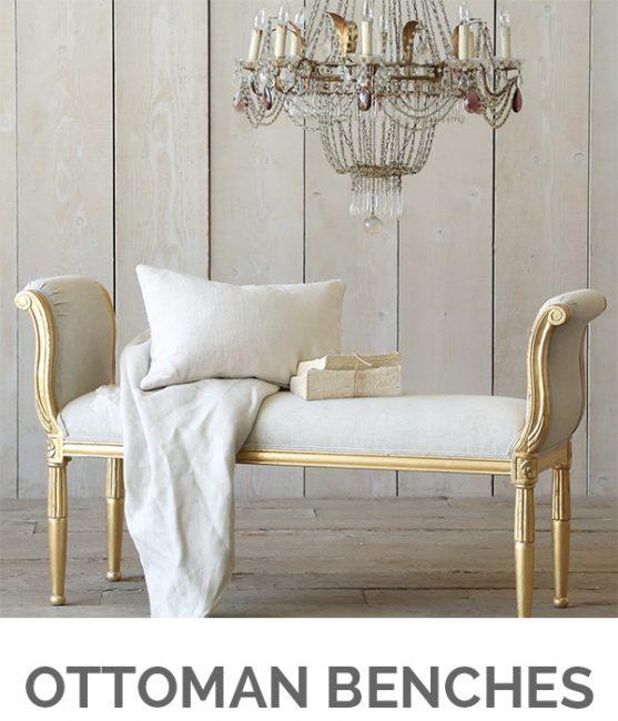 Shop My Favorites - Designthusiasm.com - Benches + Ottomans