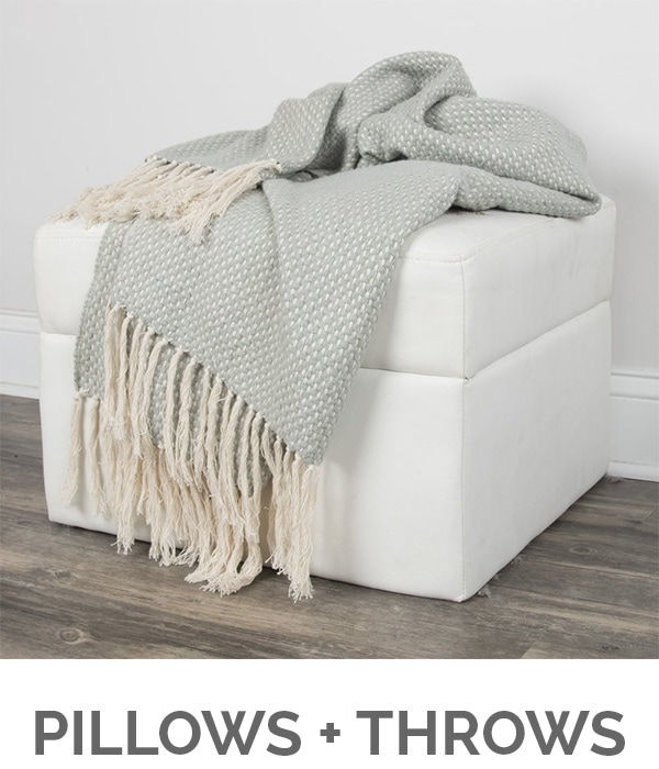 Shop My Favorites - Designthusiasm.com - Pillows + Throws