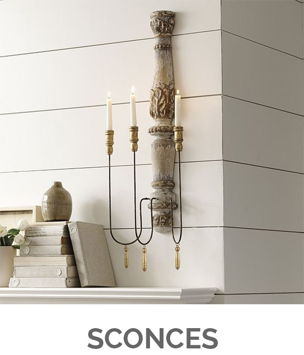 Shop My Favorites - Designthusiasm.com - Sconces