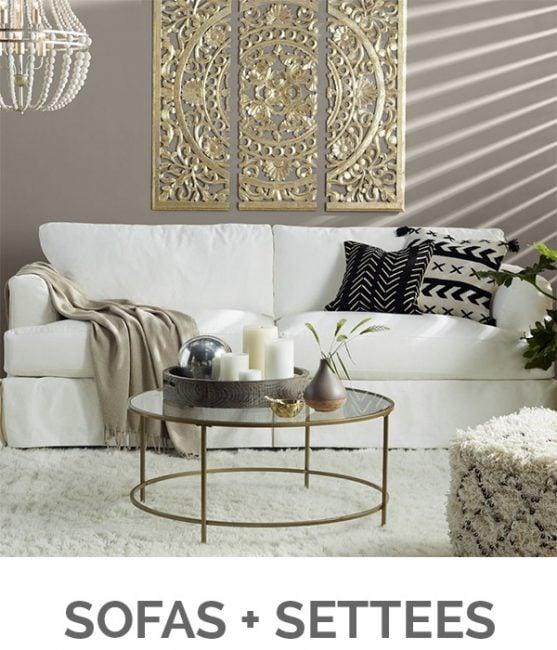 Shop My Favorites - Designthusiasm.com - Sofas + Settees